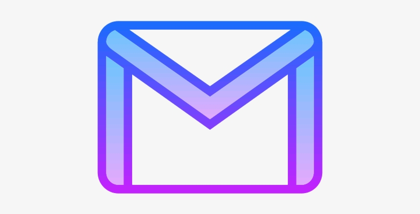 Gmail Icon Transparent Background.