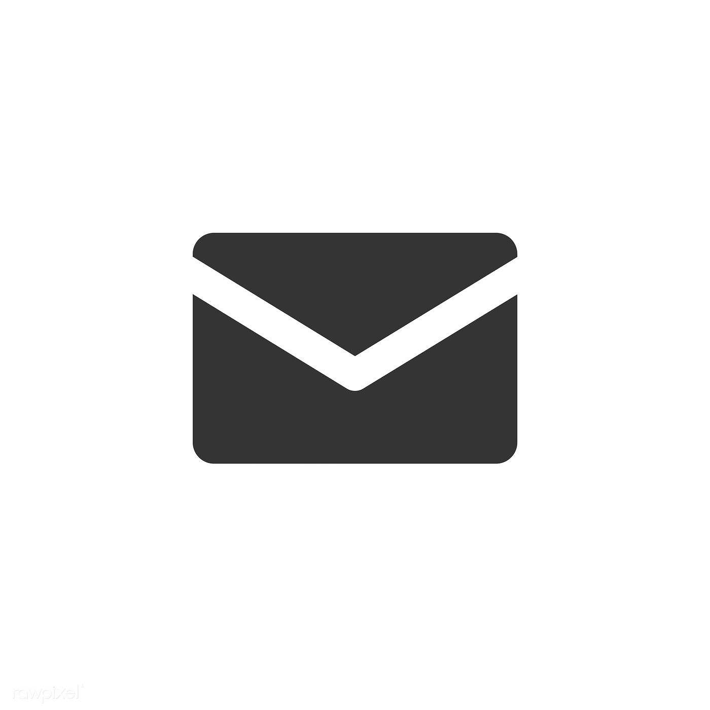 Mail icon vector.