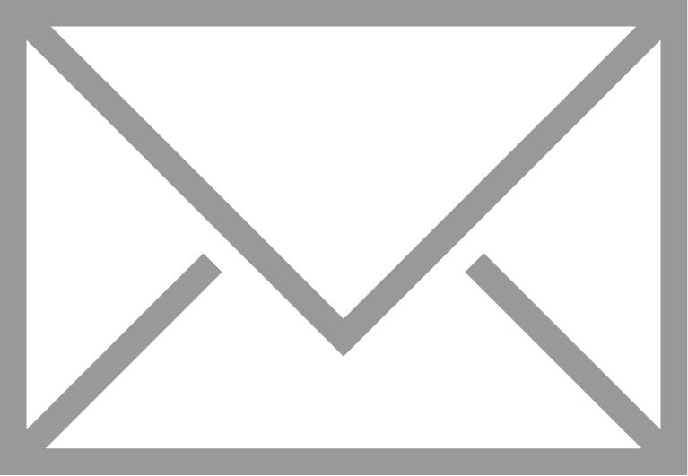 Download Email Logo White Png PNG Image with No Background.