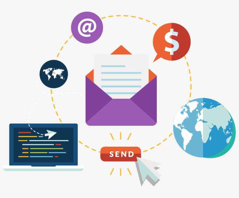 Email Marketing Icon Png.