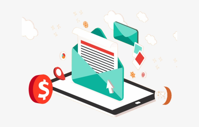 Email Marketing Clipart.