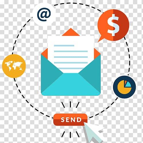 Email marketing Advertising Service, Marketing transparent.