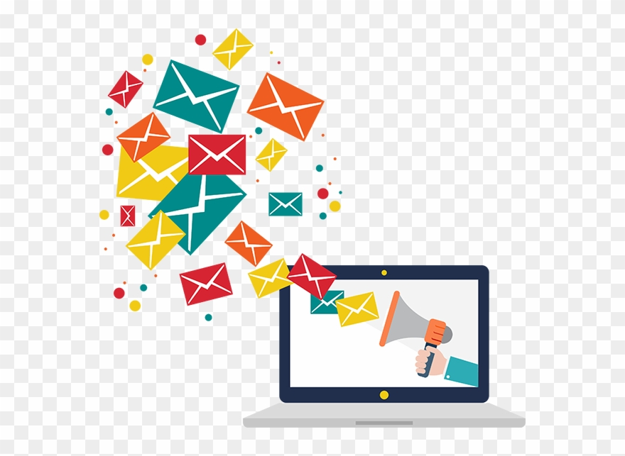 Email Marketing Clipart Transparent.