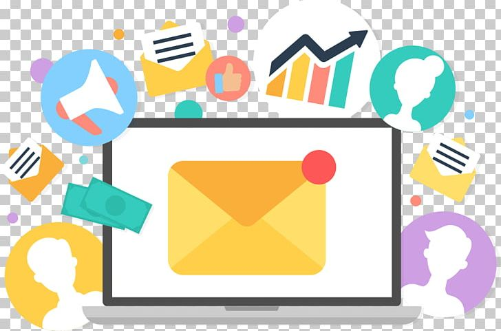 Email Marketing Digital Marketing Advertising PNG, Clipart, Area.