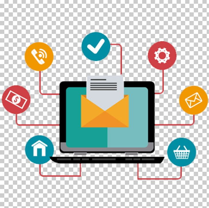 Digital Marketing Email Marketing Advertising Campaign PNG, Clipart.
