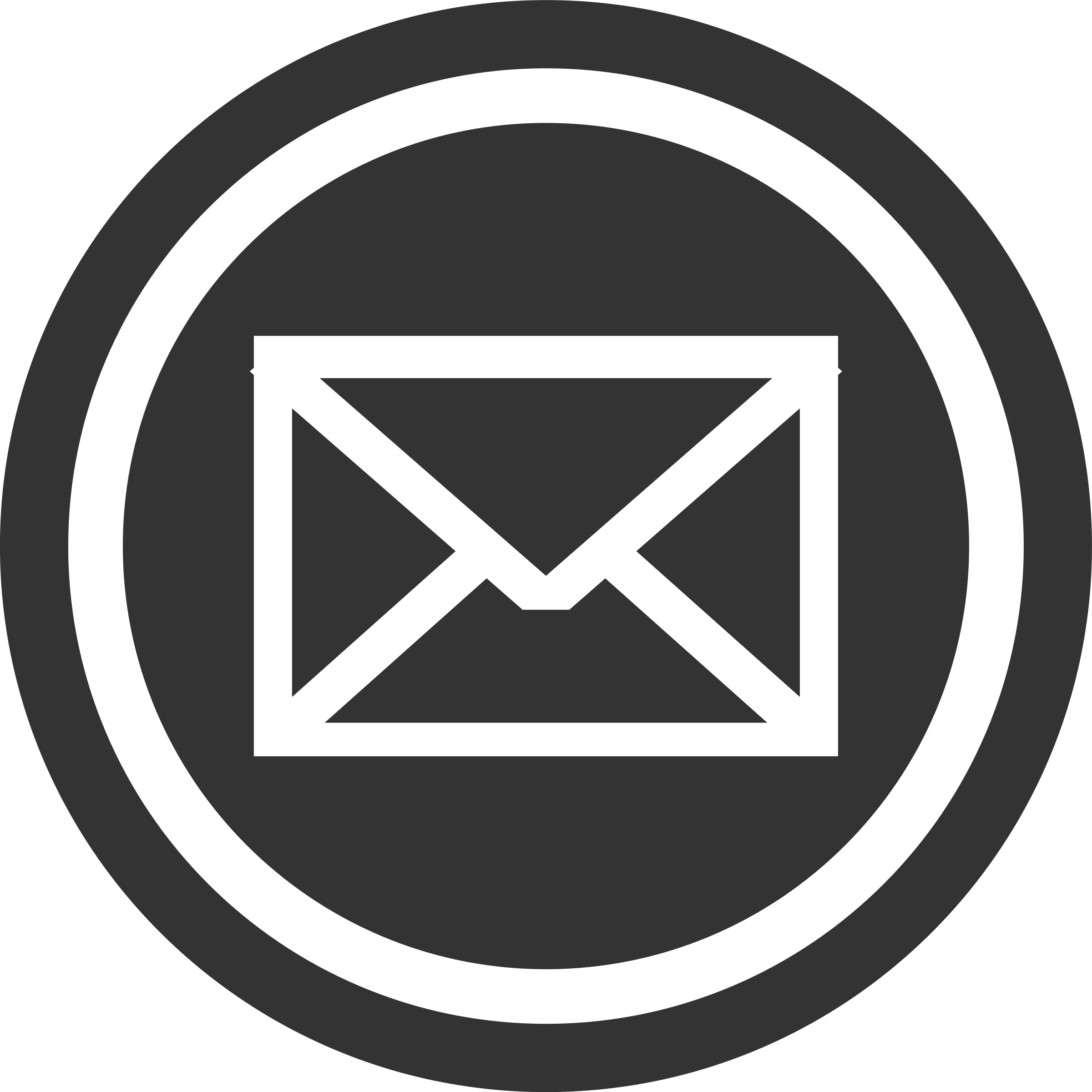 email symbol clipart