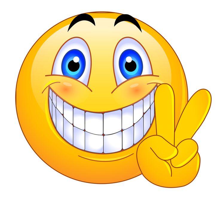 Thank You Smiley Face Clipart.