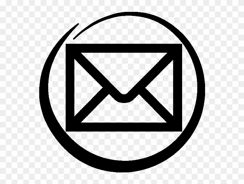 Logo Email Preto Png.
