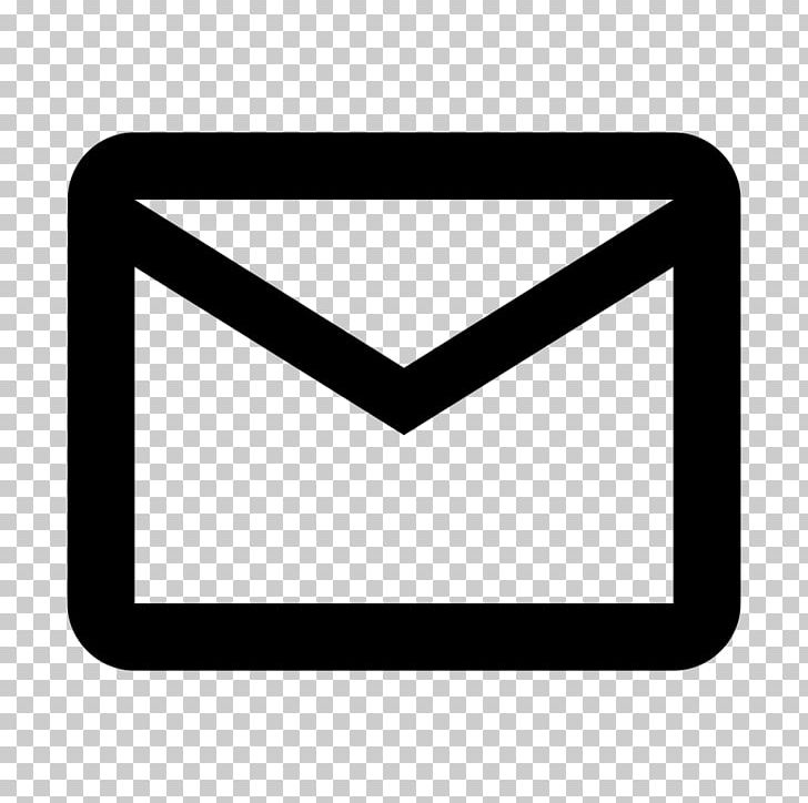 Computer Icons Message Email Symbol PNG, Clipart, Angle, Black.
