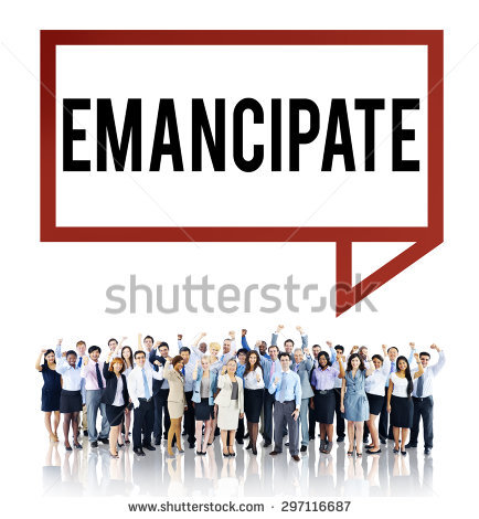 Emancipation Stock Photos, Royalty.