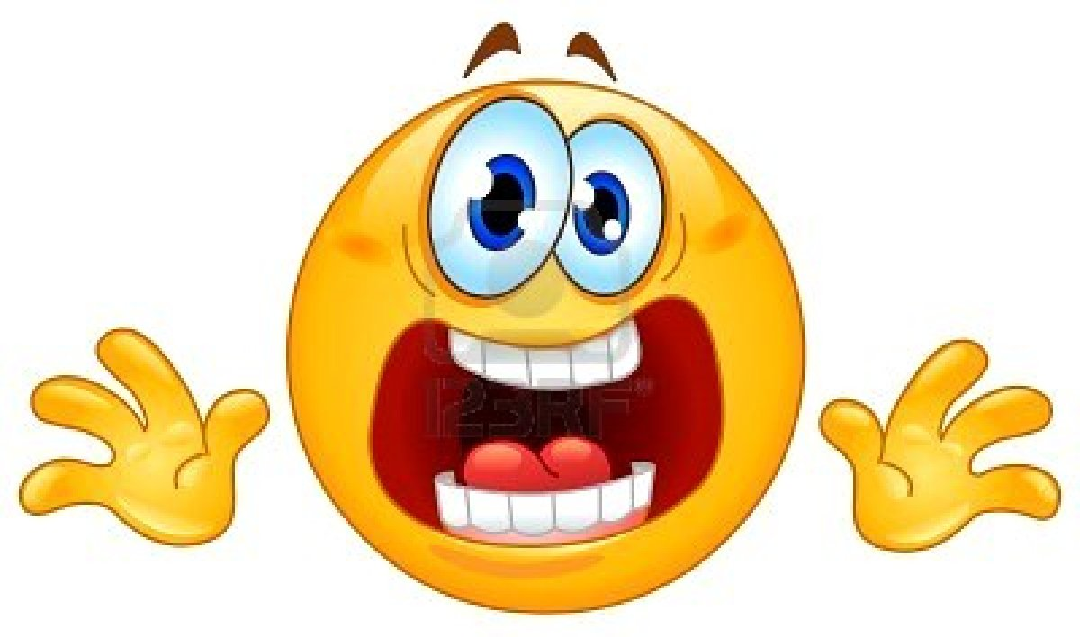 Embarrassed Smiley Face Clip Art N30 free image.