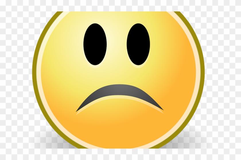 Sad Emoji Clipart Embarrassed.