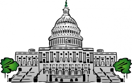 House of representatives and senate joint committee clipart.
