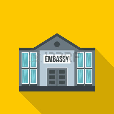 15,635 The Embassy Stock Vector Illustration And Royalty Free The.
