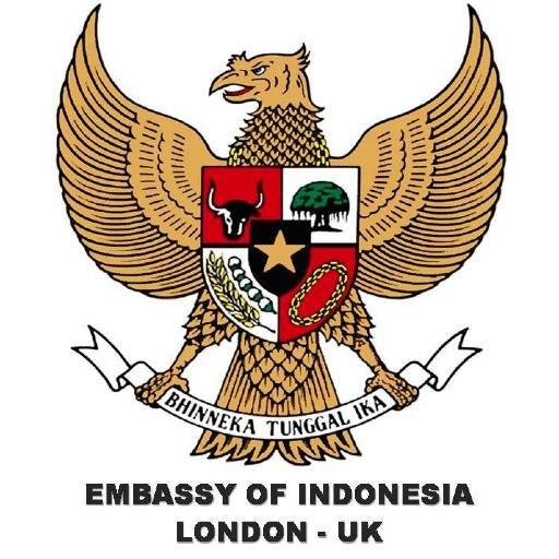 Indonesian Embassy (@KBRILondon).