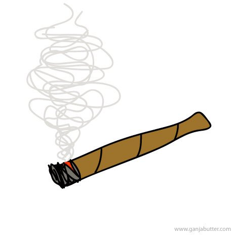 Weed blunt clipart transparent.