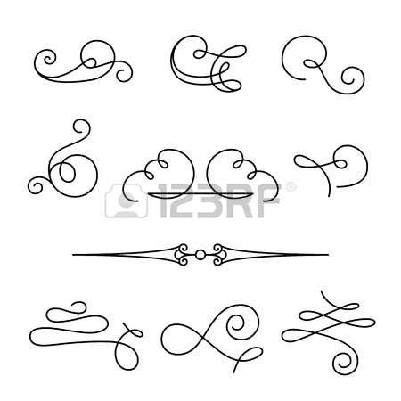 17,654 Embellishment Stock Vector Illustration And Royalty Free.