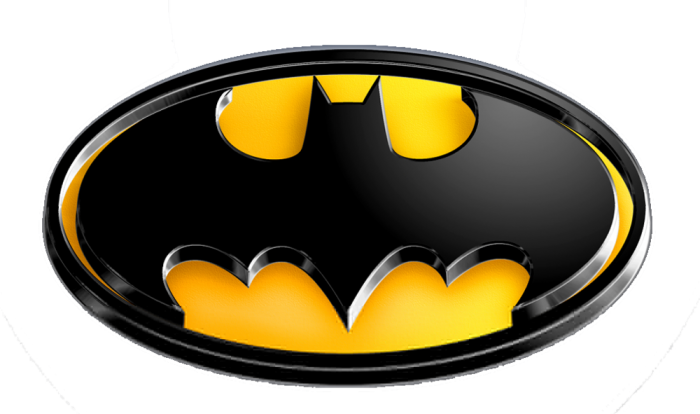Emblema Batman Png Vector, Clipart, PSD.