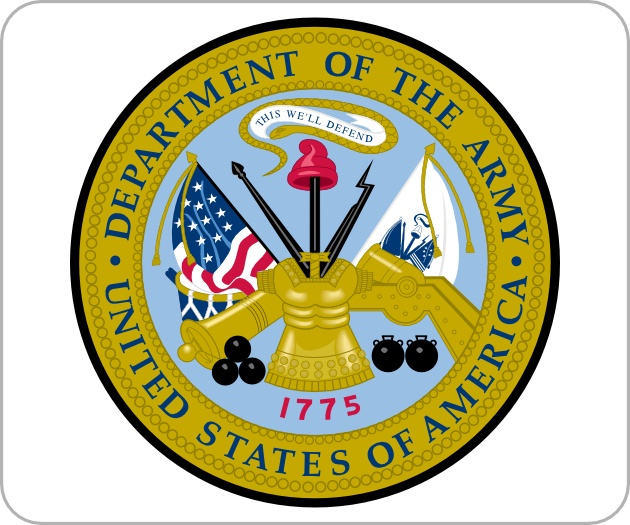 Military Emblems Clipart.