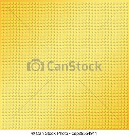 Vector Clip Art of yellow gold emboss metallic circle background.