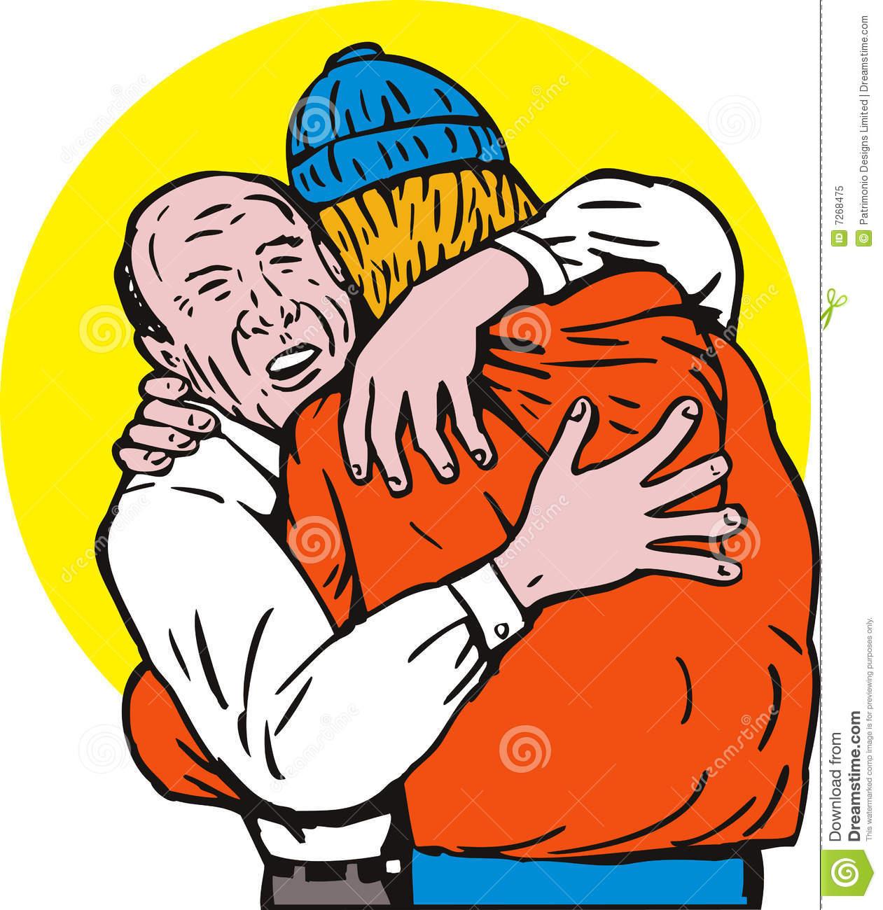 Embrace clipart.