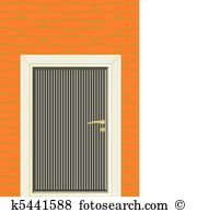 Embrasure Clipart Illustrations. 7 embrasure clip art vector EPS.