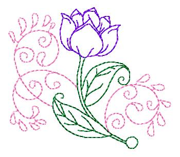 Clipart for embroidery.