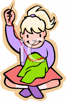 Embroidery Clipart.