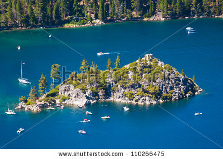 Fannette Island Stock Photos, Royalty.