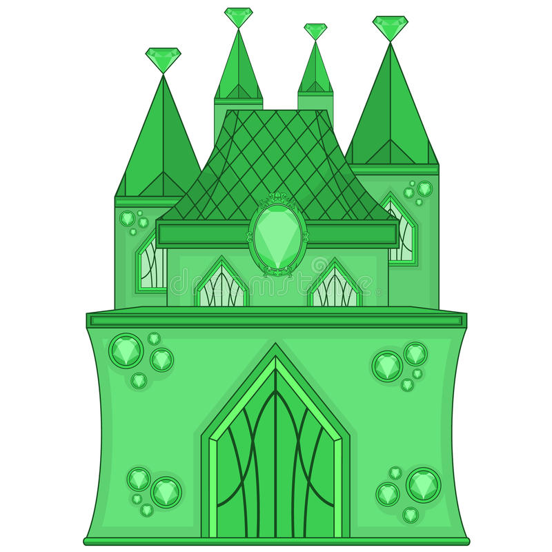 Emerald City Stock Illustrations.