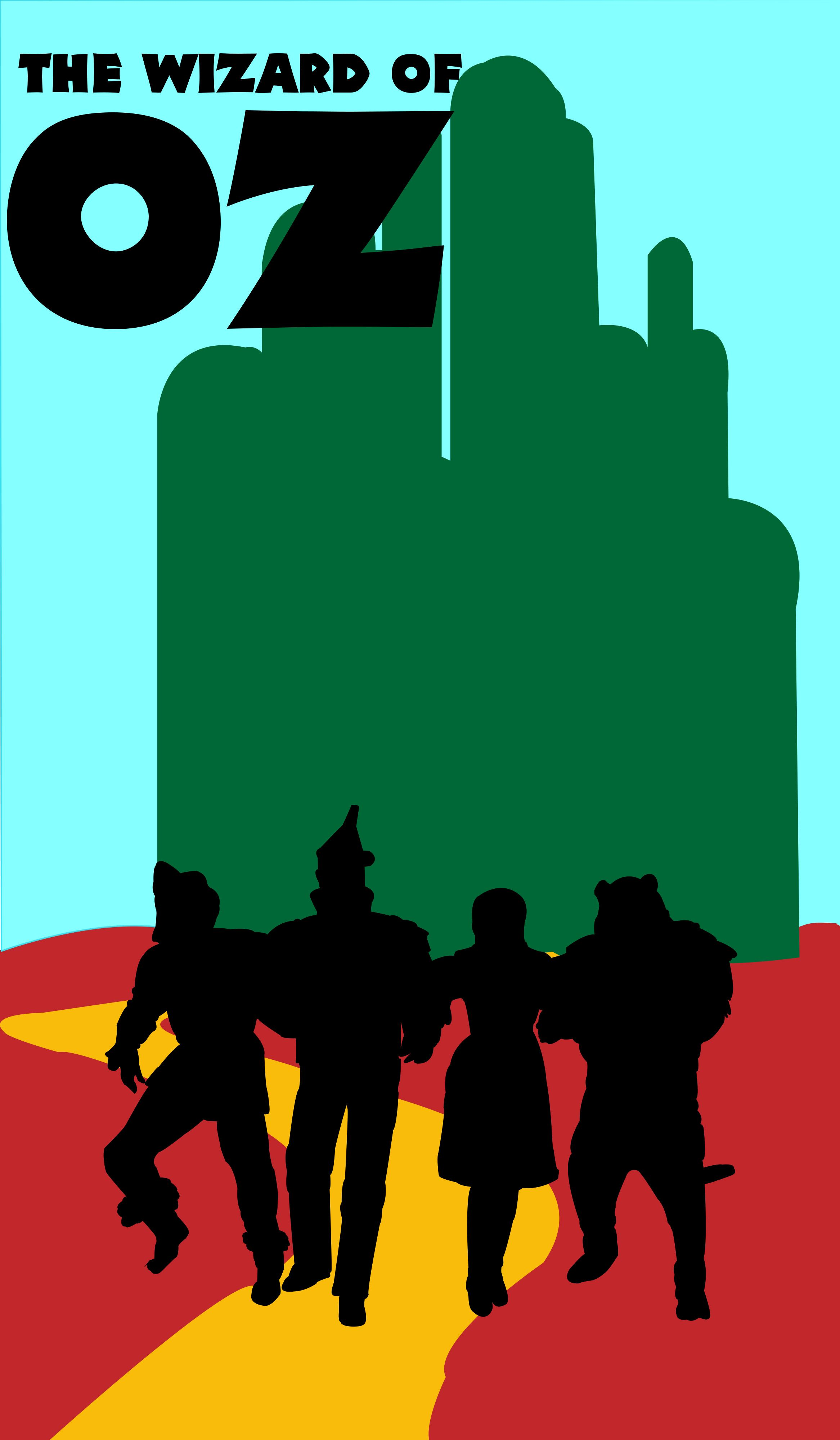 Emerald City Silhouette at GetDrawings.com.