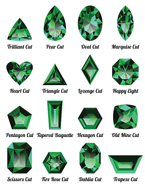 Best Emerald Illustrations, Royalty.