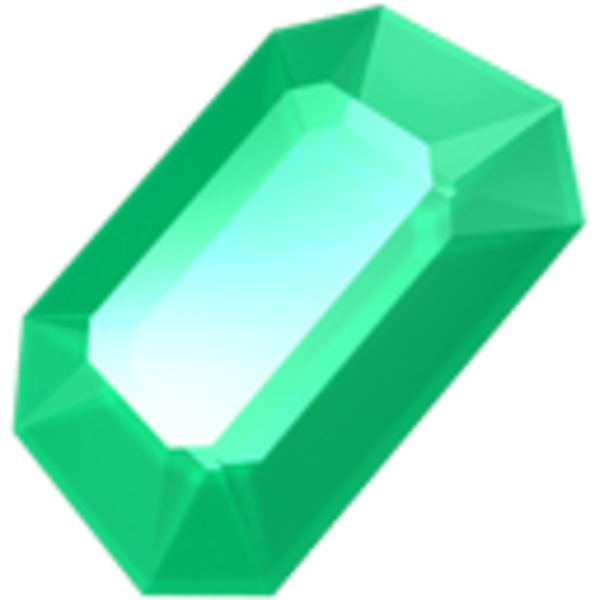 Emerald Clipart.