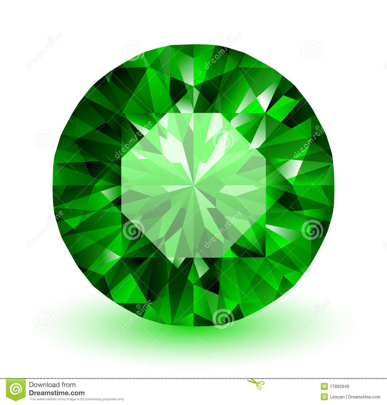 Emerald clipart free.