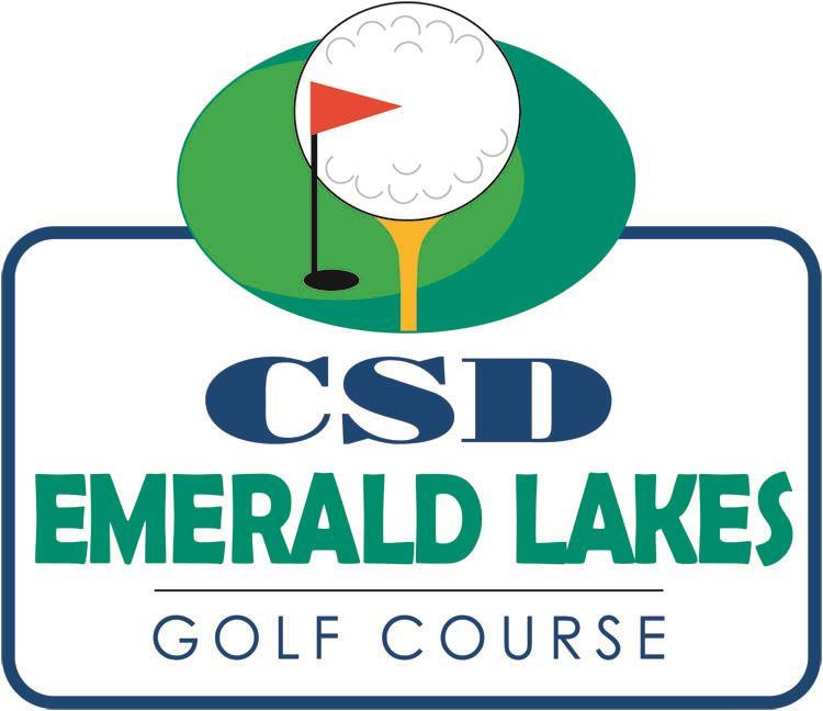Emerald Lakes Golf Course.