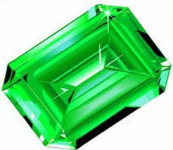 Free Emerald Clipart.