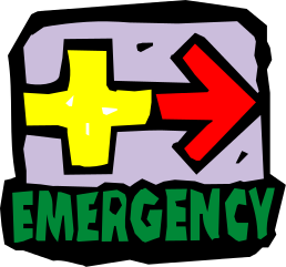 Emergency Clip Art Free.
