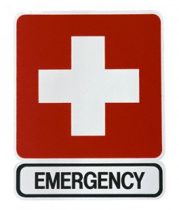 Emergency clipart images.