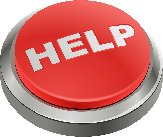 Free vector graphic: Help, Button, Red, Emergency.