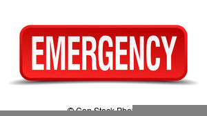 Emergency Clipart.