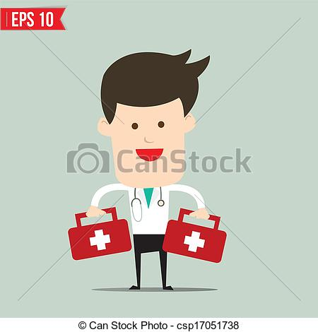 Emergency Doctor Clipart.