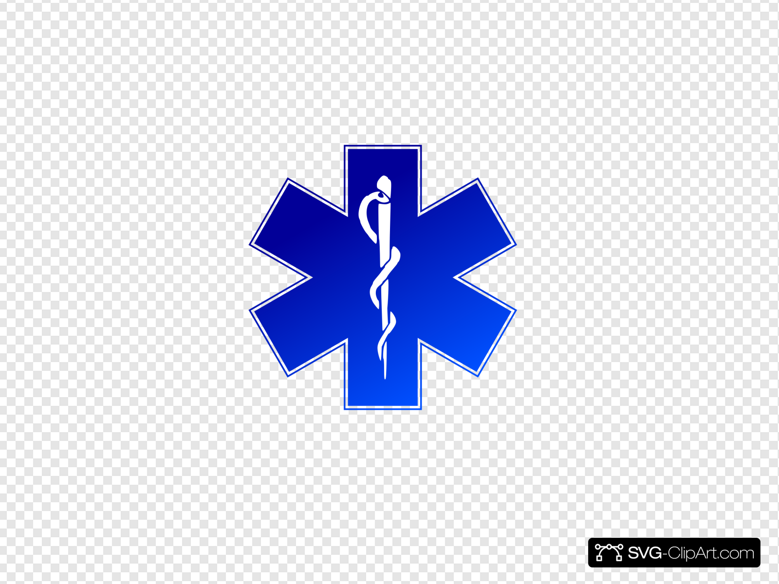 Ems Emergency Medical Service Logo Clip art, Icon and SVG.