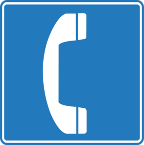 Emergency Phone Clip Art at Clker.com.