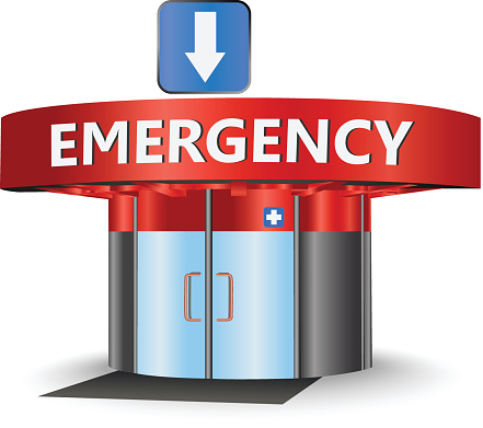 Emergency room clipart - Clipground