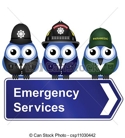 Emergency Services Clipart Free.