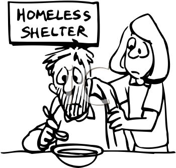 Clipart shelters.