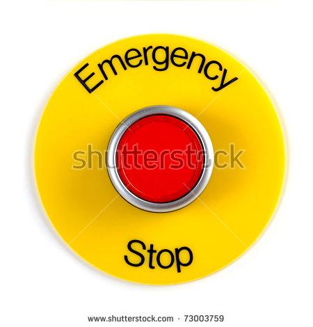 Stop Button Foto, immagini royalty.