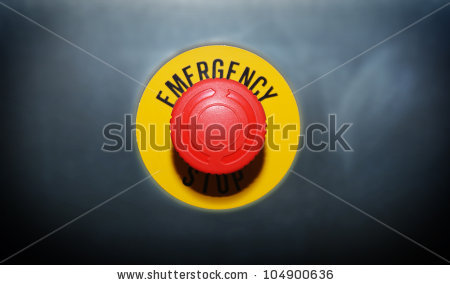 Emergency Stop Icon Stok Fotoğrafları, Telifsiz Görseller ve.