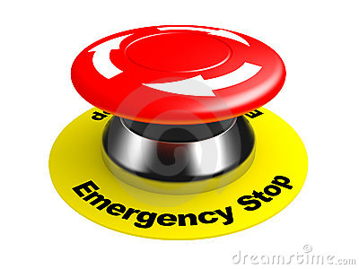 Emergency switch clipart #20