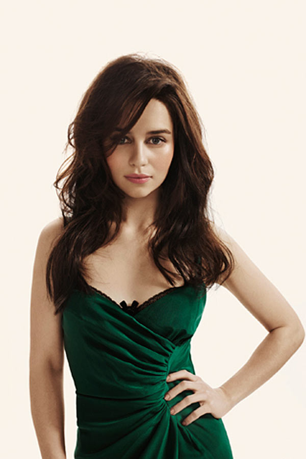 Emilia clarke hot clipart.